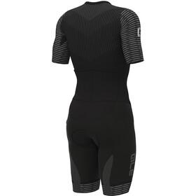 Alé Cycling R-EV1 Fuga Combinaison manches courtes Homme, black-white